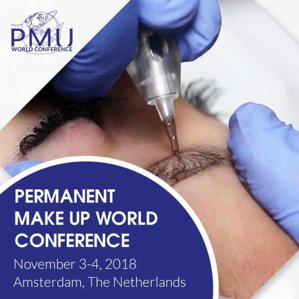 The Permanent Make Up World Conference 2018