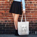 NIEUW! Nouveau Contour Shopping Bag